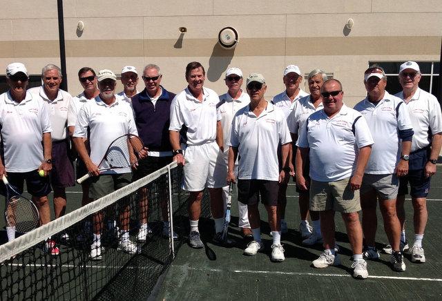 Cape Coral Racquet Club Mens Team