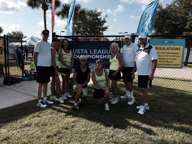 Cape Coral Racquet Club (CCRC) Members
