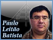 Paulo Leitão Batista - Contraponto - © Capeia Arraiana (orelha)