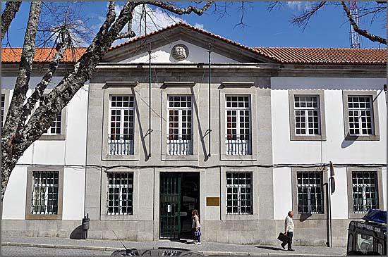 Os governos civis foram criados há 173 anos (edifício do governo civil da Guarda)