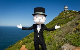 Mr Monopoly Cape Point New