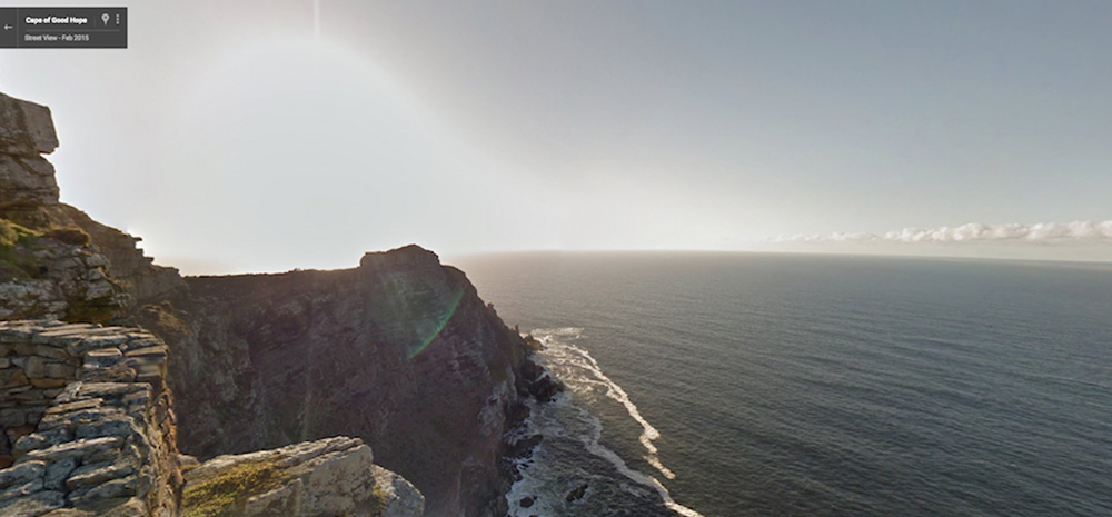 Google's Mzanzi Experience Puts Cape Point in the Global Spotlight