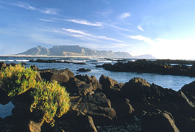 Don't forget to keep an eye out for incredible photo opportunities of Table Mountain when on Robben Island