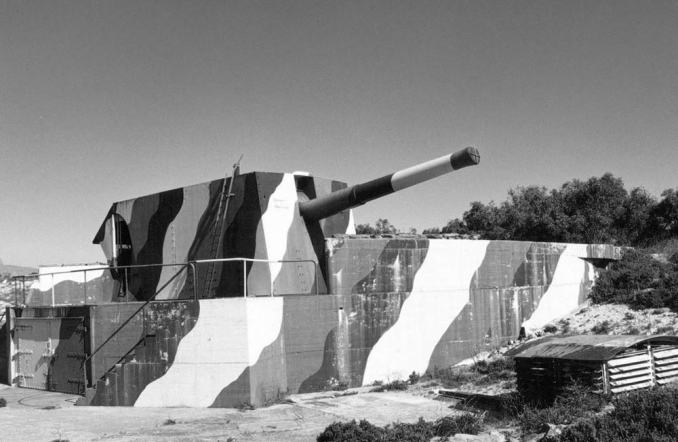 Robben Island Cannon