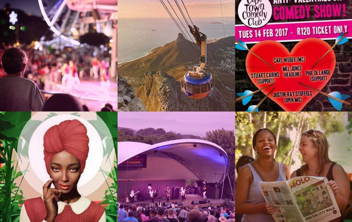 February Events at the Cape Town Big 7 Attractions