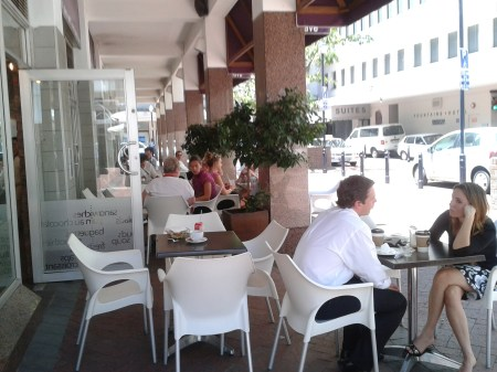 Lunch Spots Cape Town