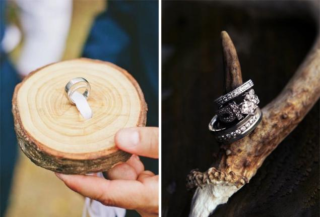 Cape Town Wedding - Beach Ringbearer Driftwood