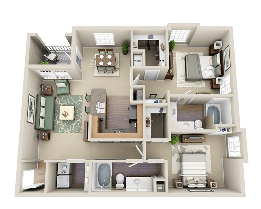 Apartments The Woodlands, TX Avana Sterling Ridge
