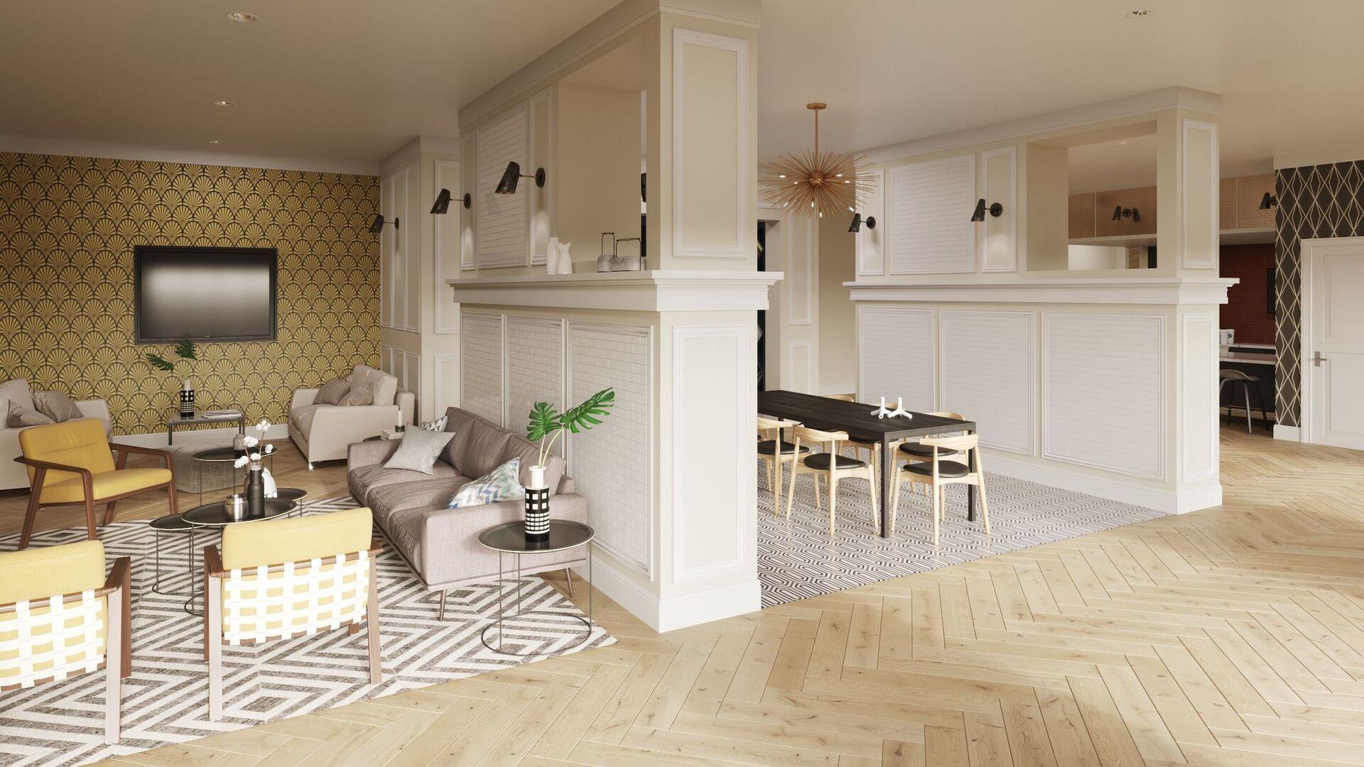 Floors 4 You Brownsburg Home Plan