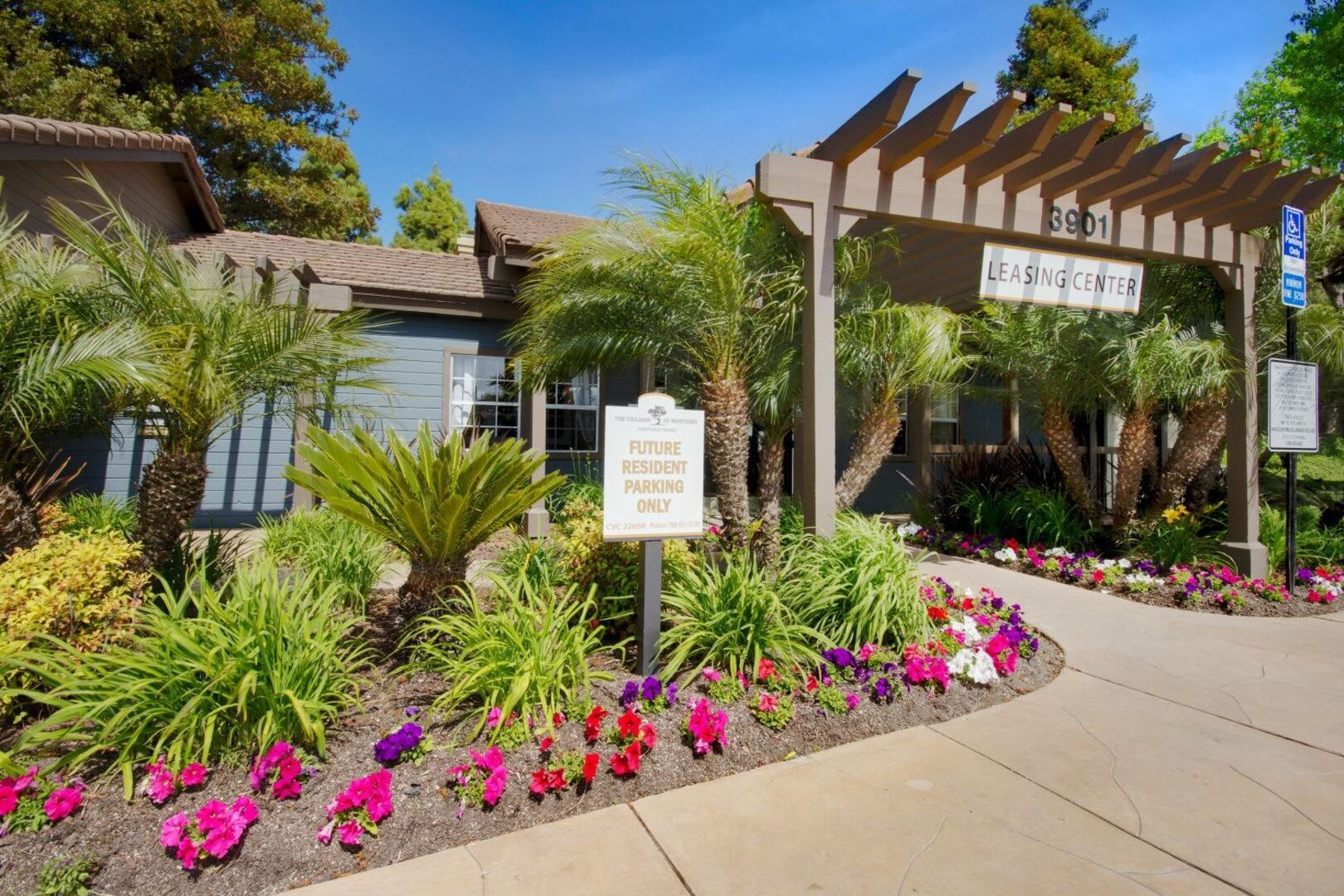 Camino Del Oro Parking Apartments For Rent In Oceanside Ca The Villages Of Monterey Home