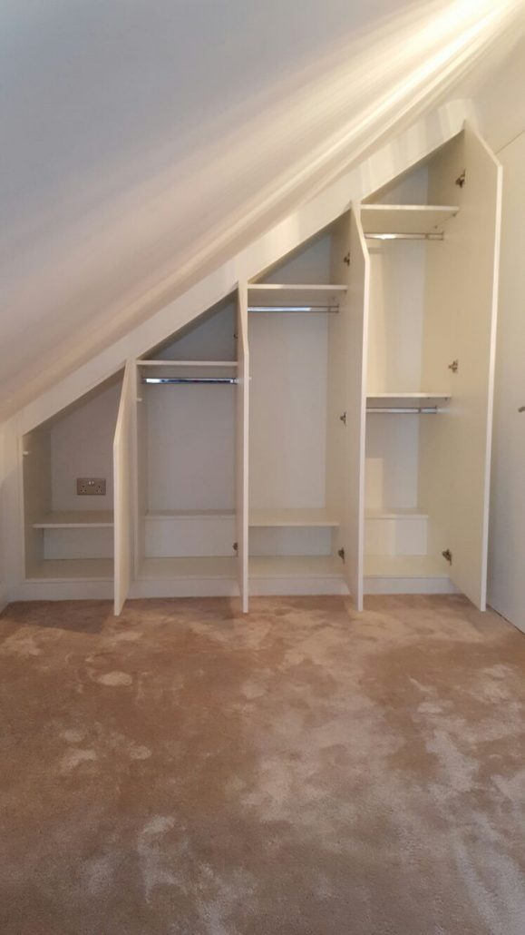 Sliding Wardrobe Doors Loft Conversions | Bespoke Fitted Furniture | Capital Bedrooms