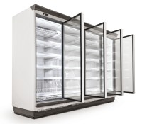 TORINO Glass Door Freezer Remote | Capital Refrigeration
