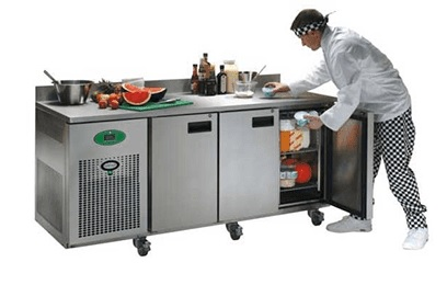 Refrigerated Work Top Counter Units