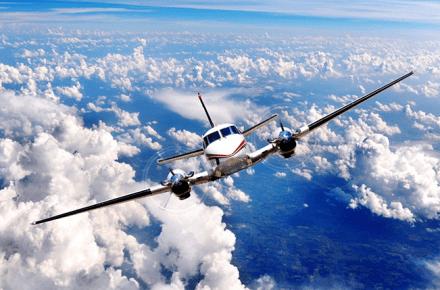 turbulencia en el avión