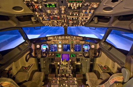 Altitudes seguras de vuelo
