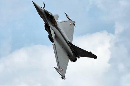 Dassault Rafale, Pilotos de combate