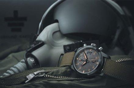 Pilotos de combate de la USAF Navy
