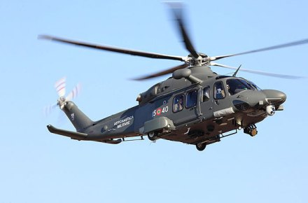 Exhibición de helicópteros