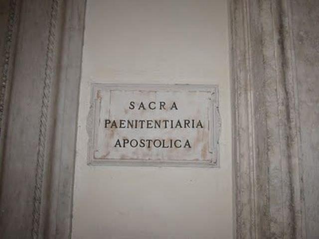 1penitenciarul apostolic