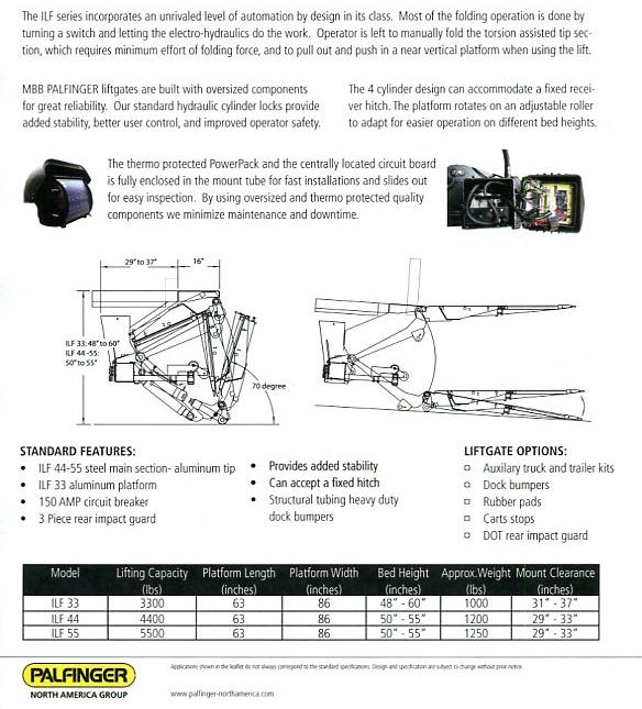 4400 Lb Lift Gate Wiring Diagram #1 Wiring Diagram Source