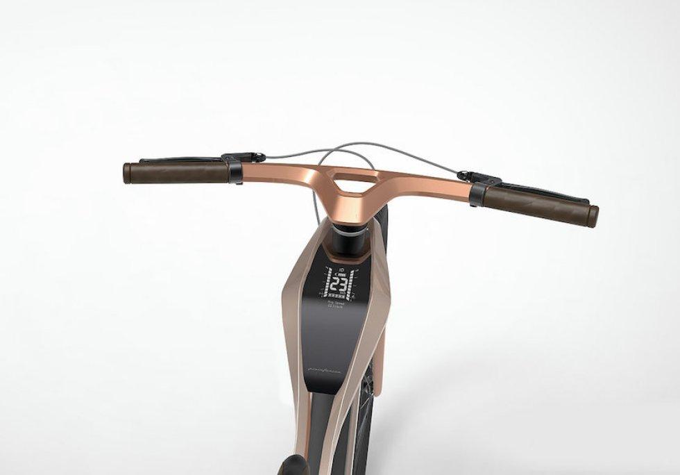 Pininfarina unveils new evoluzione for Bici pininfarina peso