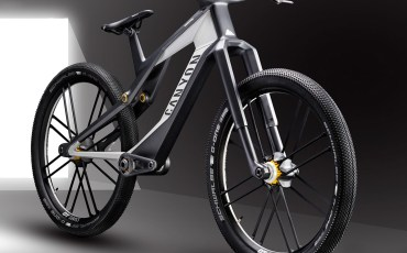Canyon-Orbiter_urban-eMTB-concept-bike_magnetic-suspension_eMTB-prototype_Daniel-Frintz-design_front-3-4