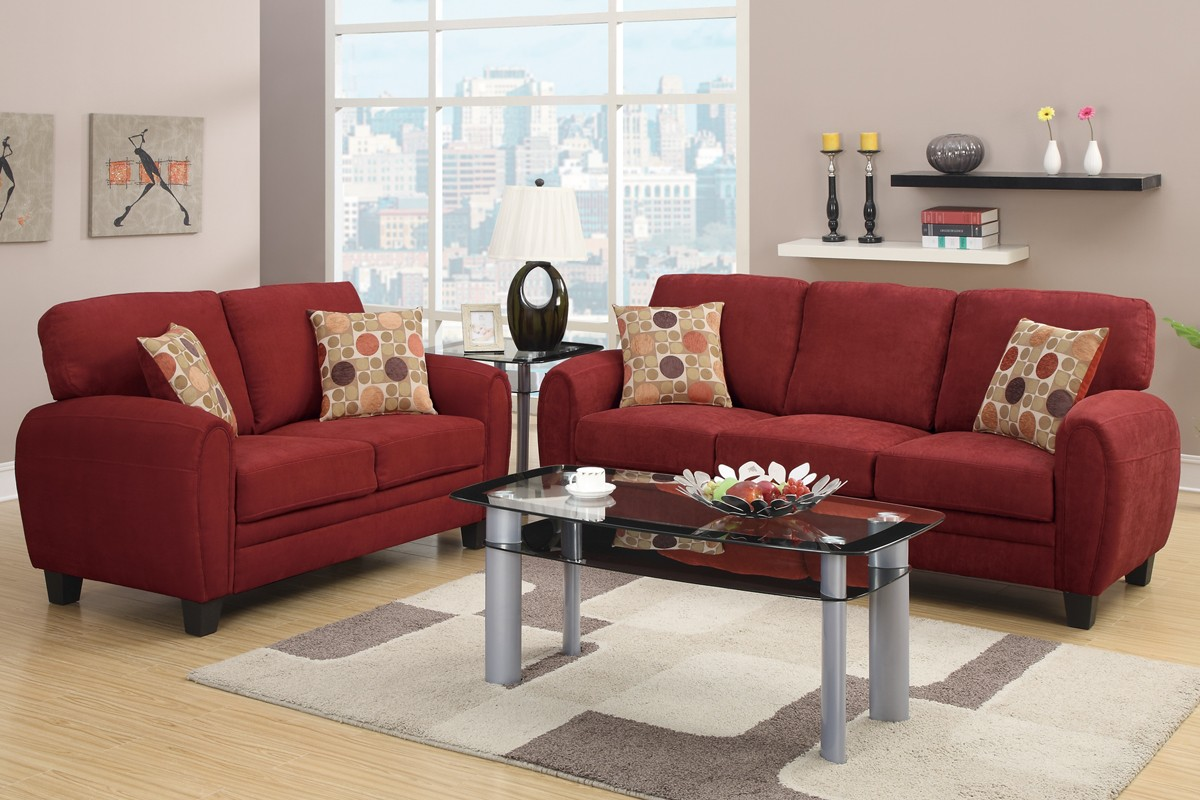 Brown Sofa And Loveseat Sets Loveseat And Sofa Set