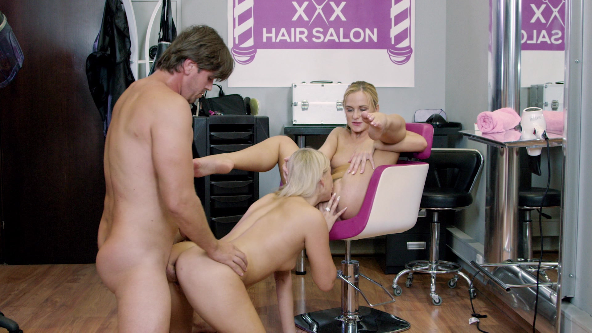 Video Porno Salon Xxx Hair Salon Videos On Demand Adult Dvd Empire