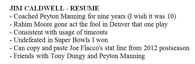 September 2014 \u2013 Scott Kacsmar NFL Writing Archive - Insuper Resume Builder