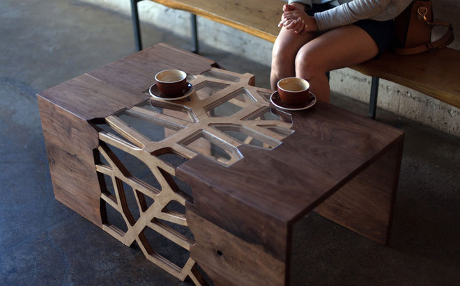 Couchtisch S Form Coffee Table Design By Gradient Matter Inspired By Human