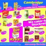 cambridge A1 poster - nov-1