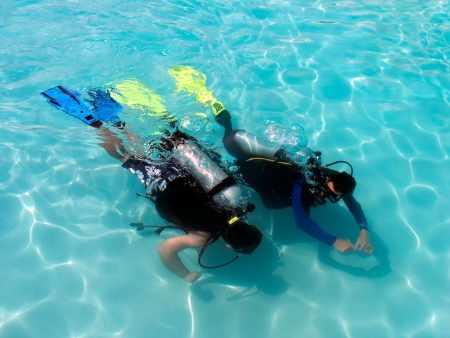 Scuba Diving Classes