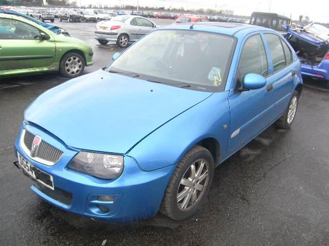 2004 Rover 25 SI 84 Breakers, Rover 25 Parts, Rover 25 Breaking