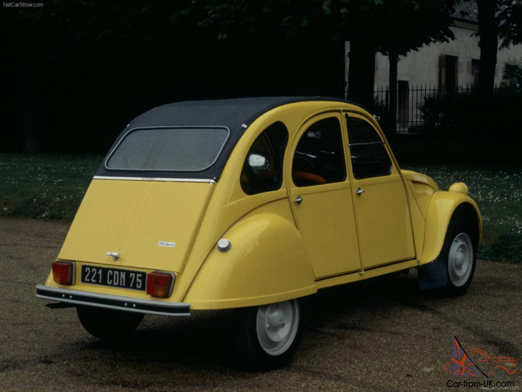 cv car