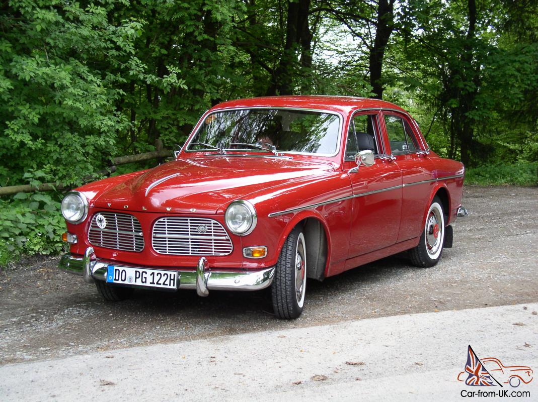 Volvo Amazon Volvo Amazon Car Classics