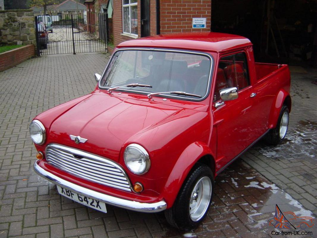Pick Up Mini Pick Up Car Classics