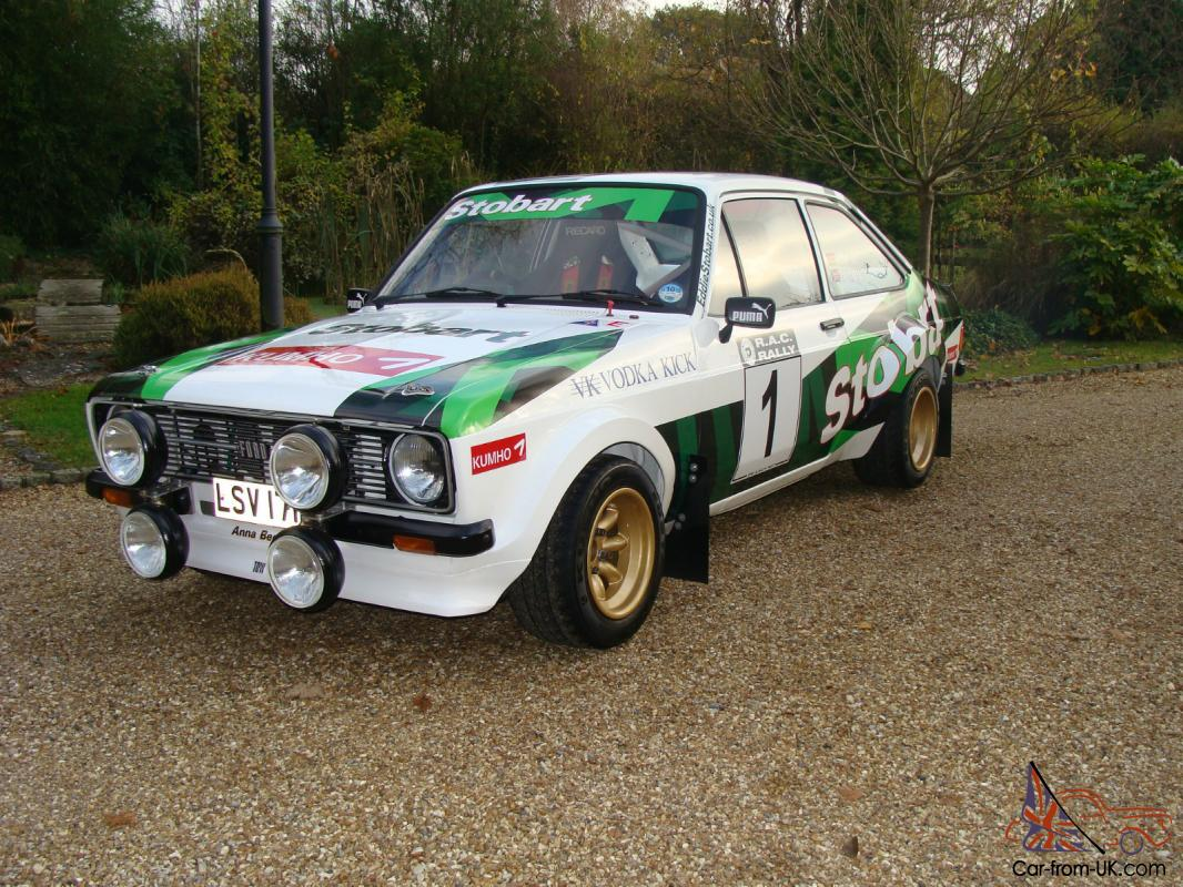 Ford Kamen Escort Rs1800 Mk2 For Sale