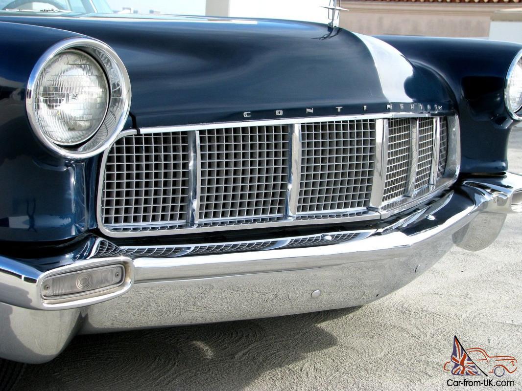 Lincoln Mark Series Continental Mark Ii