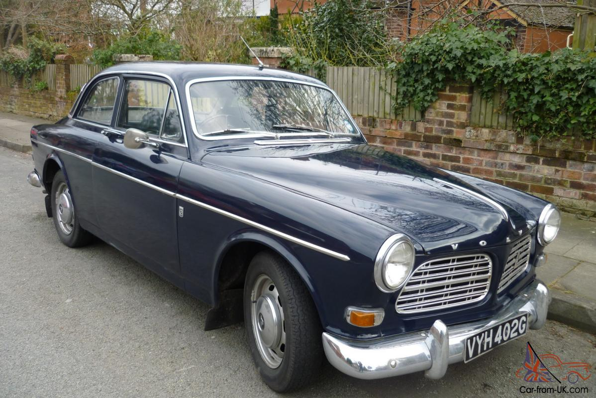 Volvo Amazon Volvo Amazon 131 Blue