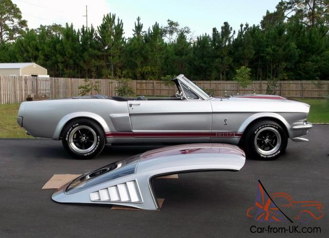 1966 Ford Mustang Removable Fastback Roof, NO RESERVE, Restomod