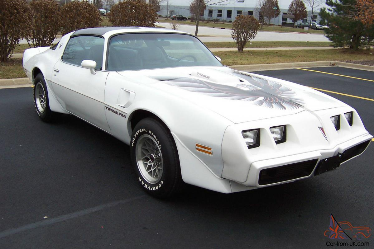 1979 Trans Am Picture 1979 Pontiac Trans Am 400 4 Speed Ws6 T Tops Cameo White Only 22k Orig Miles