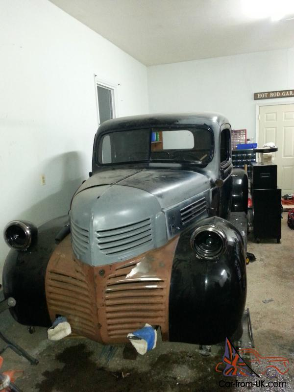 1947 Dodge Truck HOT ROD!!
