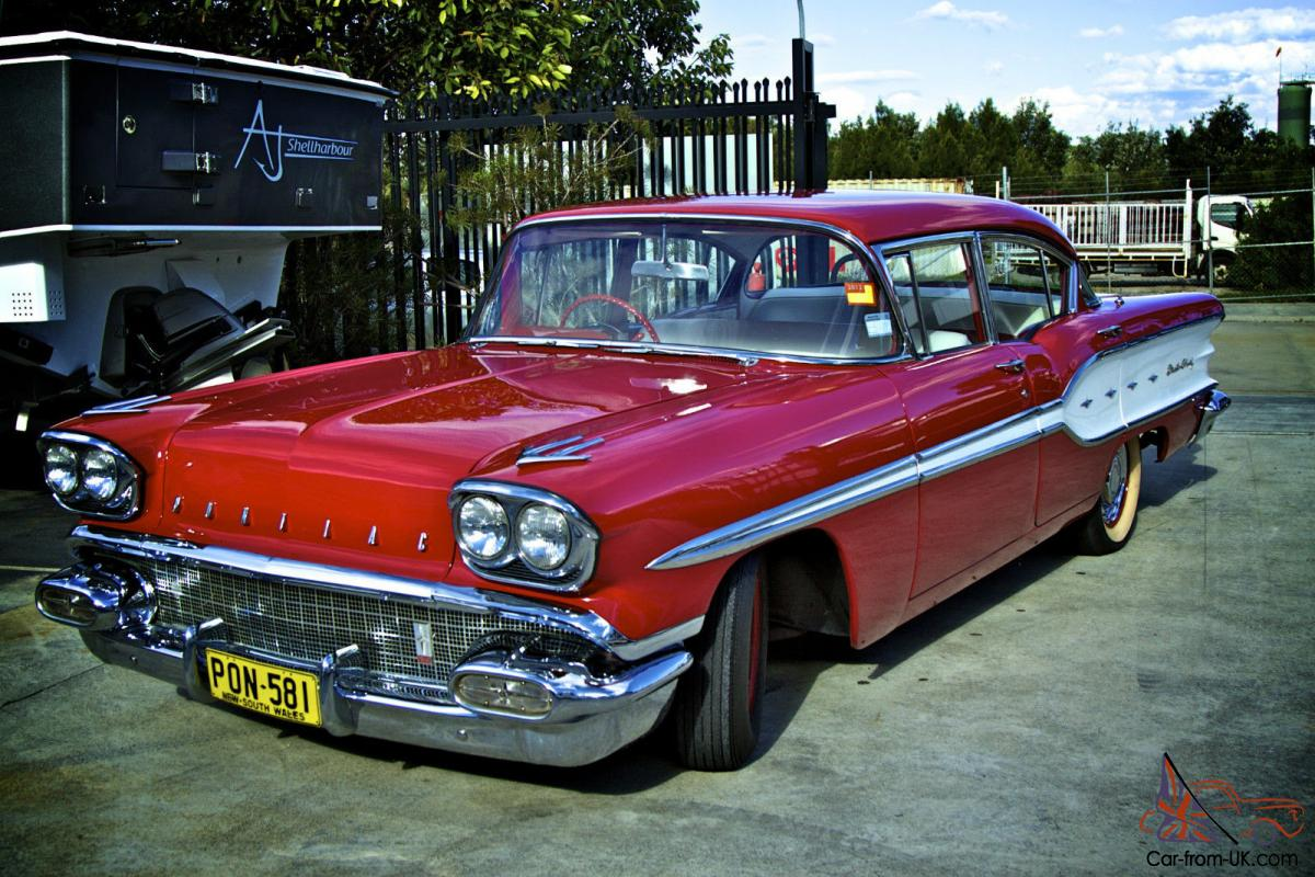 1958 pontiac awesome condition must sell in engadine nsw