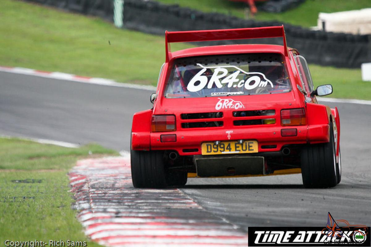 Mg 6r4 For Sale Mg Metro 6r4 2 5l Rally Car Part Ex Considered