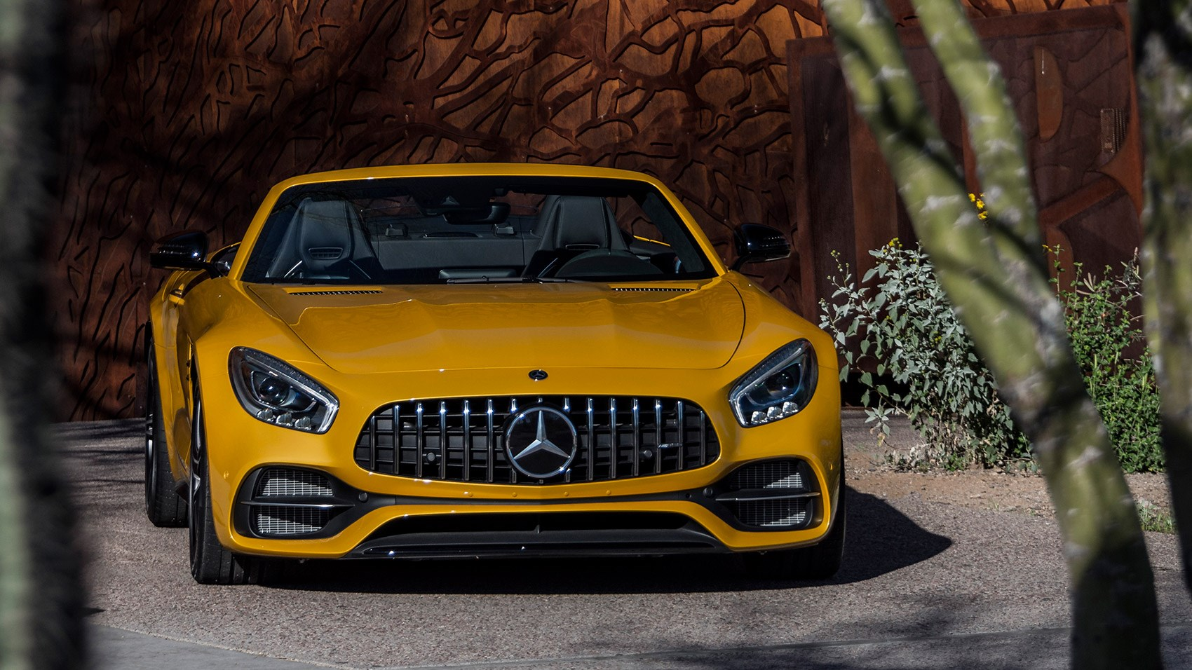 Mercedes Amg Gt C Roadster 2017 Mercedes Amg Gt C Roadster 2017 Uk Road Test Review Car Magazine