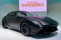 Toyota GR HV Sports Concept: hybrid GT86 show car debuts ...