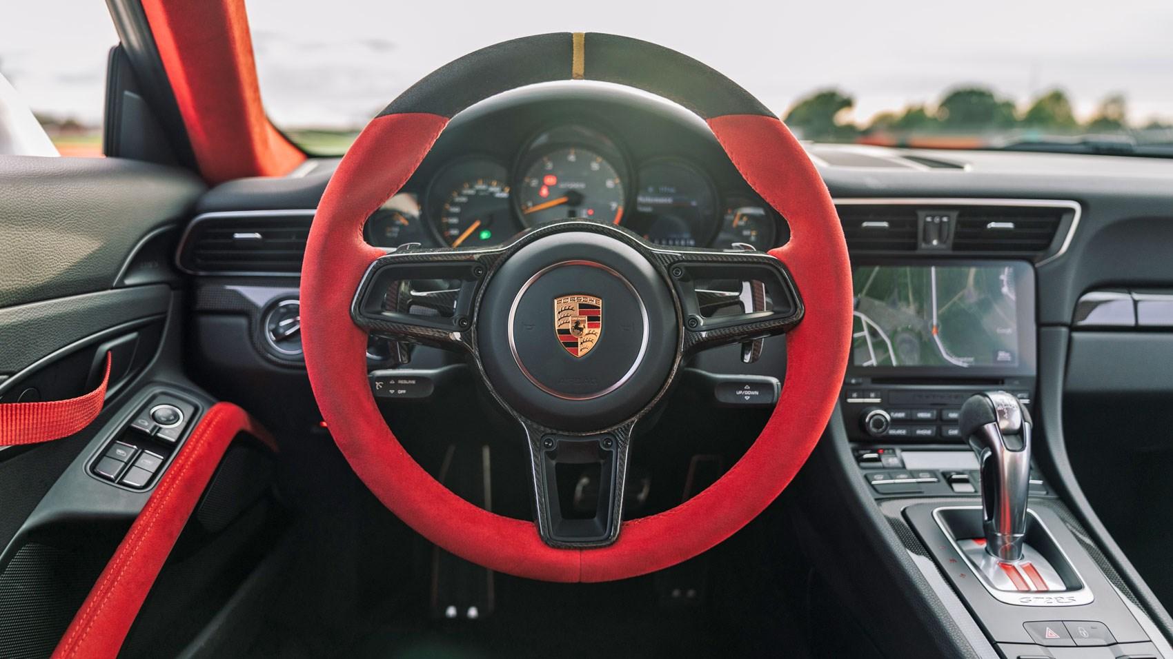 Car Dash Wallpaper Porsche 911 Gt2 Rs 2017 Review Car Magazine
