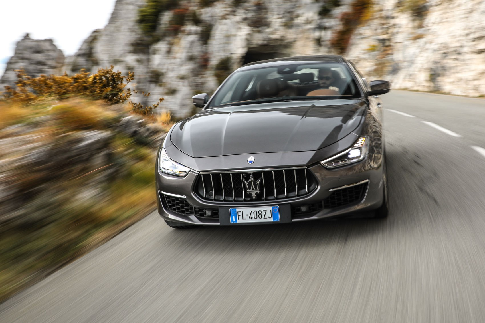 Maserati Ghibli Maserati Ghibli 2018 Review Car Magazine