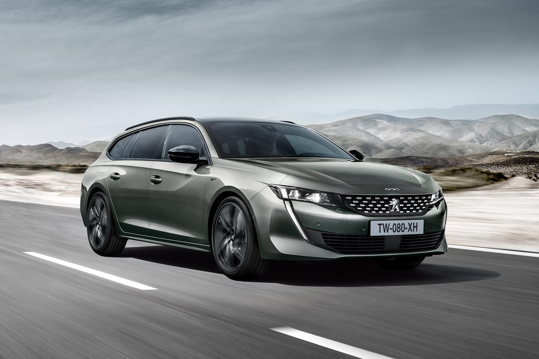 Garage Auto Paris Gallic Space Race New Peugeot 508 Sw Revealed At Paris Car Magazine