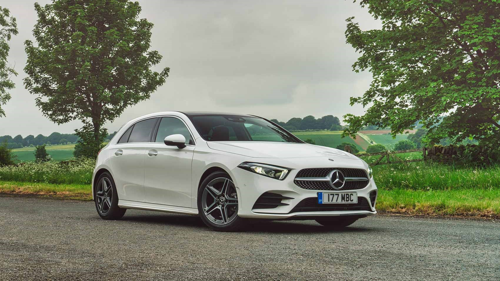 A Class Car Mercedes A Class Review Every Powertrain Driven On Uk